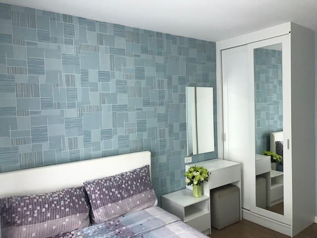 Private cozy room near Kasetsart University