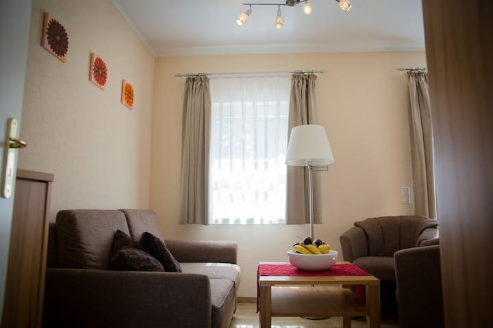 Apartment in der Villa Ingeborg