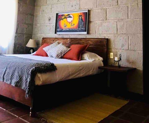 *^ Cómoda Habitación Privada en Centro Sur ^*