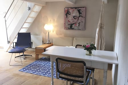 private Loft downtown - Interlaken