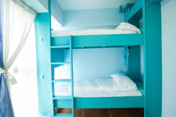 温馨男生床位房 - Hangzhou - Appartement