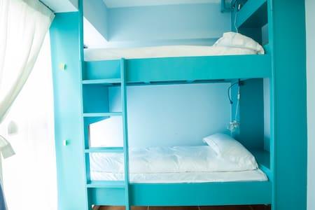 温馨男生床位房 - Hangzhou - Lägenhet