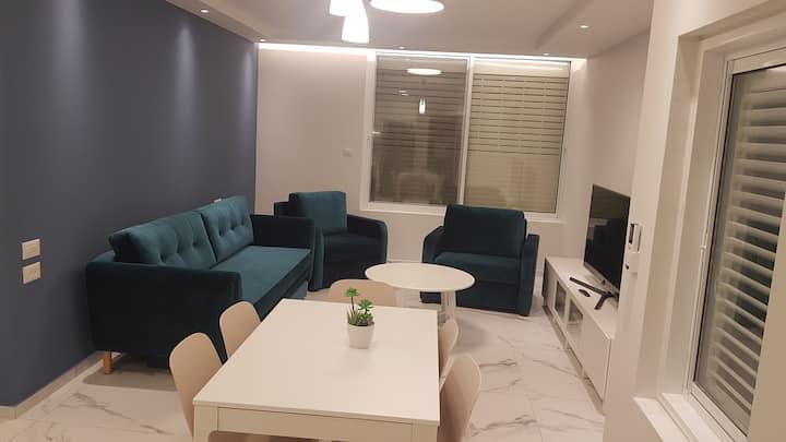 Family comfort  King David   apartment
