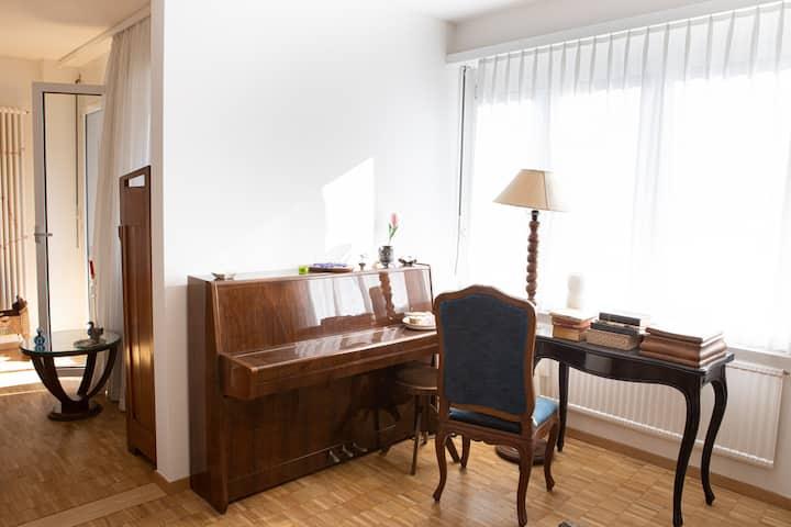 Appartamento a due passi dal centro di Lugano