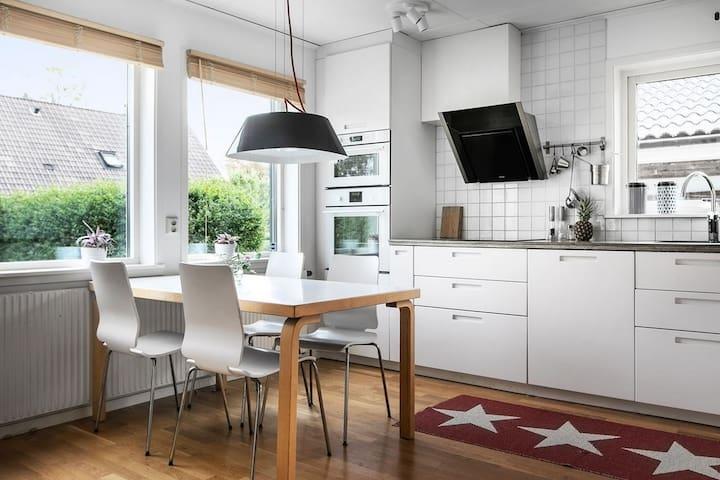 Modern Spacious 5BR Home
