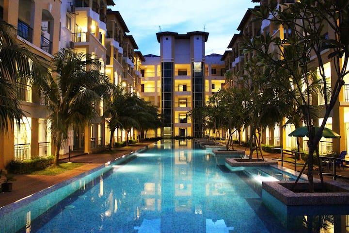 Tiara Desaru Seaview Residence,Desaru Beach Resort