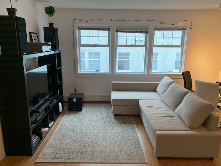 1 Bedroom apartment at the Heart of UBC