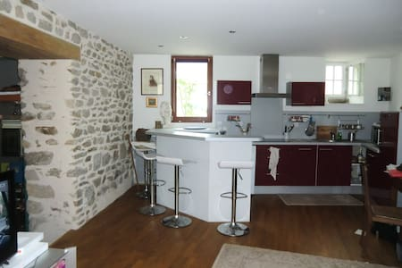 Appt 2 pièces type open space - Lamballe - Appartement