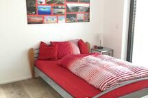 Modernes Zimmer in der Nähe vom Steigerwald