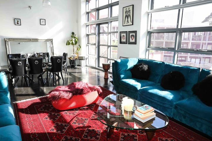 LOFT STYLE TWO BEDROOM APARTMENT