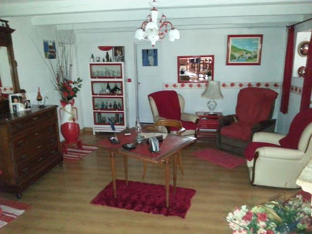 chambre privée dans villa avec piscine - Le Pradet - Villa