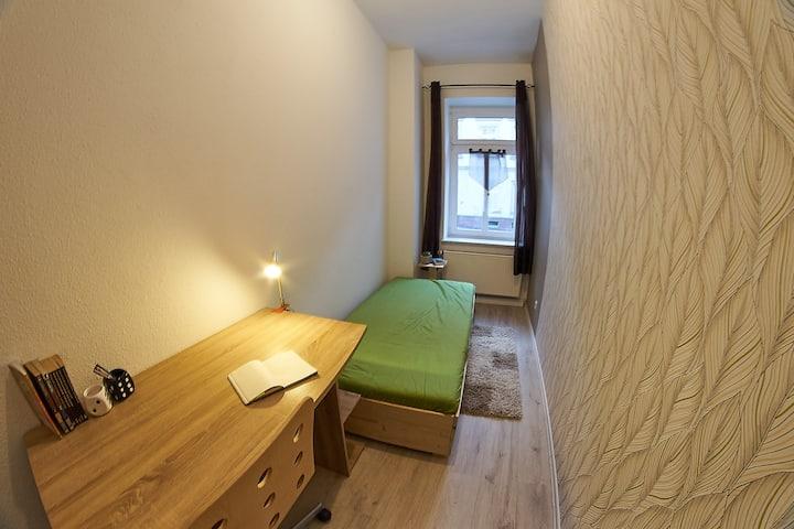 Gemütliches Zimmer in Elbradweg-Nähe