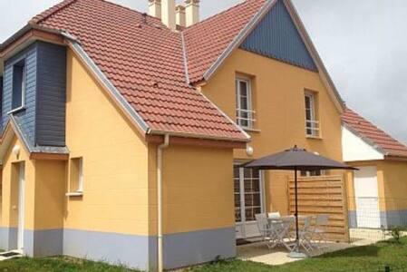 Maison en baie de somme la réserve 1 - Saint-Valery-sur-Somme