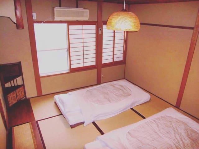 Simple&Modern Machiya Suzuran  - Nakagyo Ward, Kyoto - บ้าน