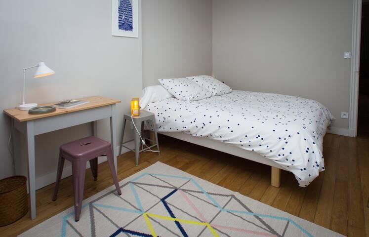 Guestroom Paris