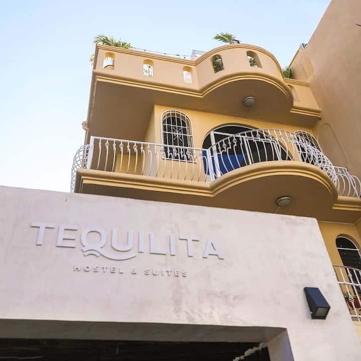 Tequilita Hostel, tu casa en el caribe