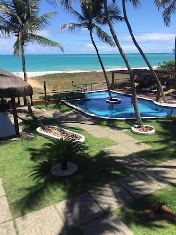 Apartamento Paradise Beach - Guaxuma - Maceió-AL