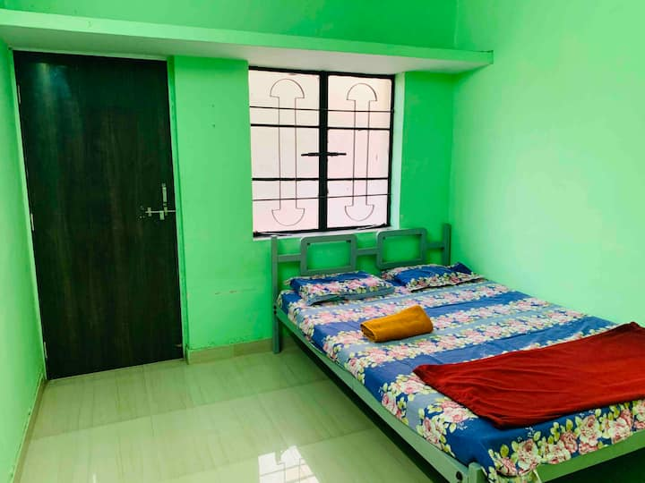 1BHK Ground Floor Apartment, Near Hotgi Road.