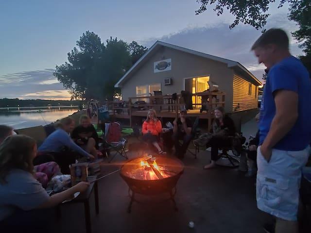 Artie's Lodge on Big Stone Lake