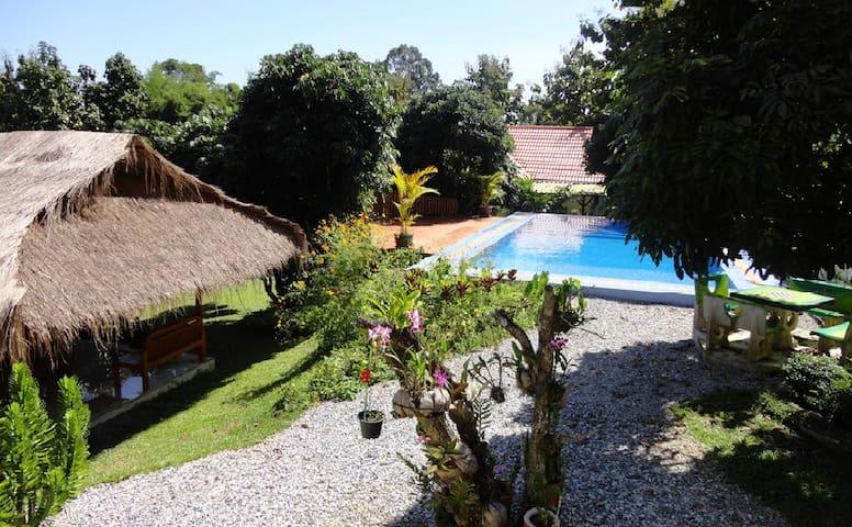 house of garden Resort