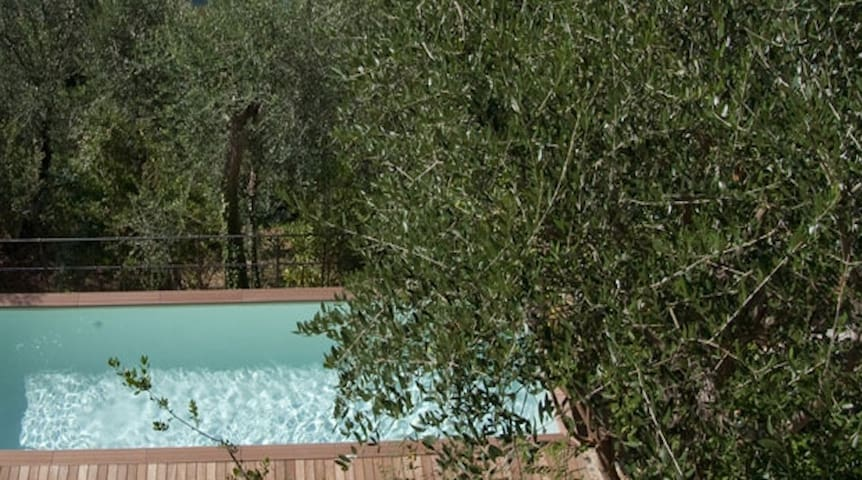 Family Villa for up to 14 guests, pool, view - Fivizzano - Villa