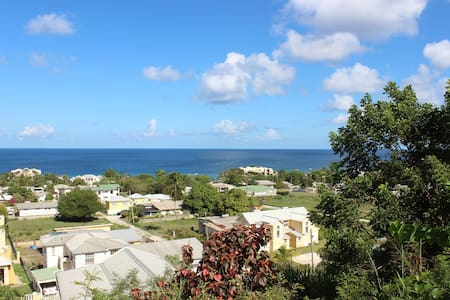 Ocean Views and Fully Furnished Two Bedroom