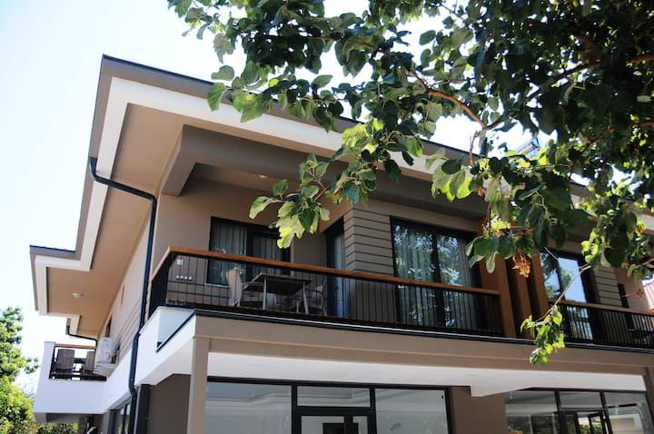 Новые апартаменты в Кемере с видом на горы