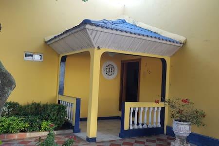 Casa Amarilla El Difícil Magdalena