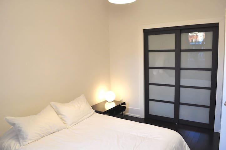 Chambre dans appartement lumineux
