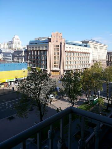 Крещатик - Kijów - Apartament