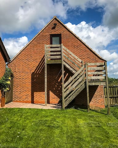 Loft conversion in the Vale of Belvoir