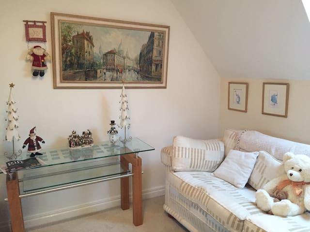 Lady Bird Cottage, Top Floor. - Hillsborough - Dům