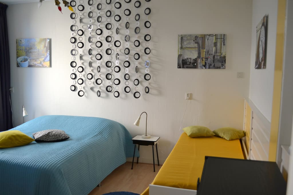 Bedroom for 1-4 persons