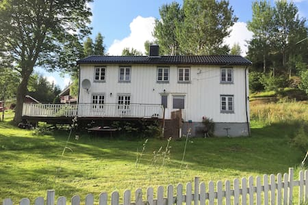 The family house - Bruhagen
