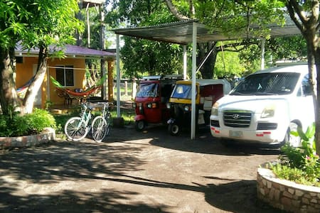 Stay with family on Ometepe Island - Bed & Breakfast