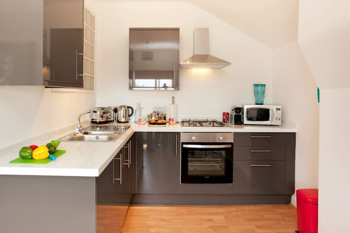 The Nest - Lovely West Bridgford Apartment