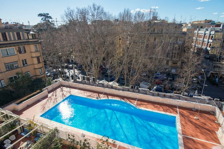 Airbnb Rome Vacation Rentals Places To Stay Lazio