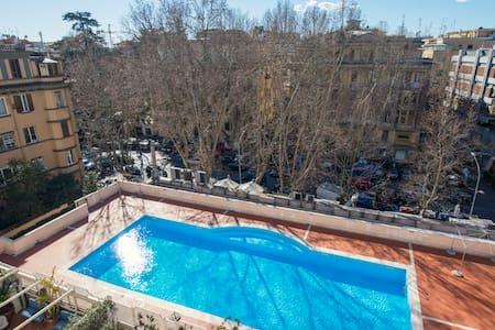 San Gabriele Apartment - 罗马