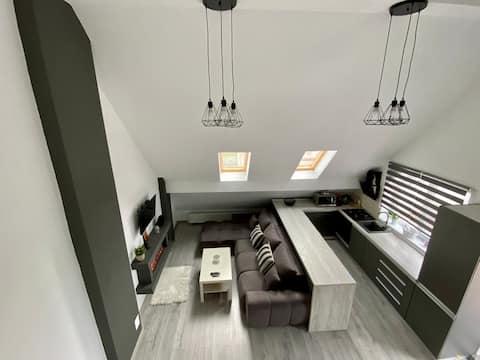 Cozy Holiday Penthouse Brasov