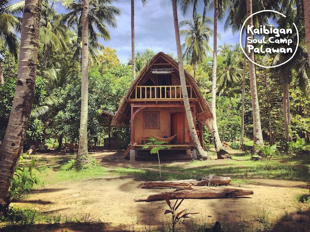 Kaibigan Soul Camp • FIREFLY • bamboo cottage room
