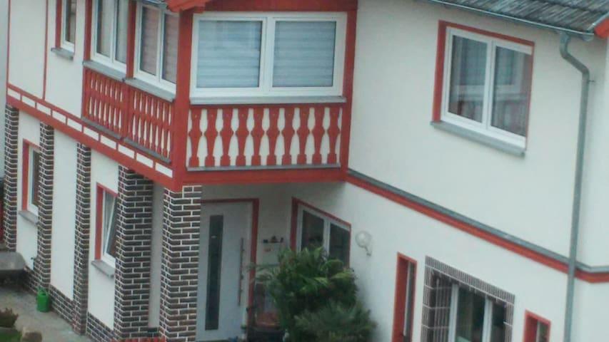 Behinderten gerechte Ferienwohnung in Rödental - Rödental - Apartmen