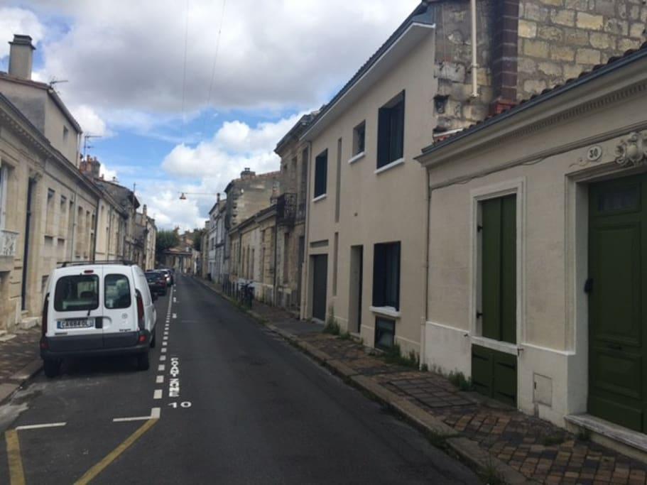 la rue de vincennes