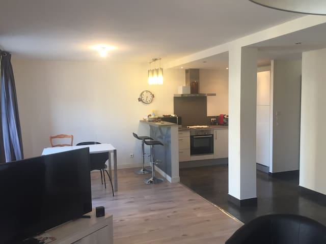 T2 60m2 centre ville - Amiens - Apartment