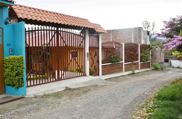 Country Apartment in Beautiful Malacatos