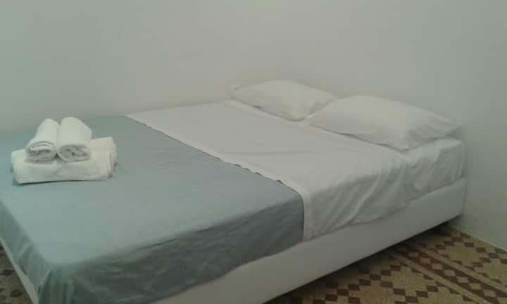 Double bed Mykonos town