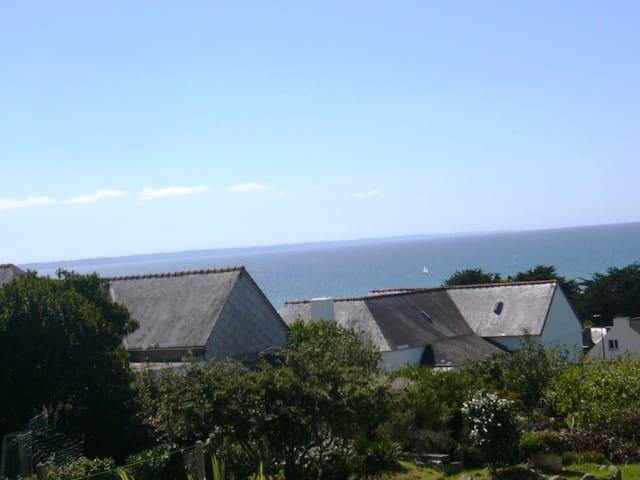Ouessant - Saint-Nic - Wohnung