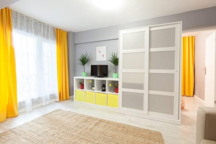 comfy flat 1