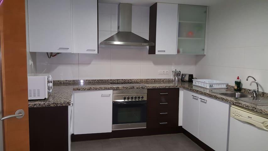 Apartment in the center of Denia