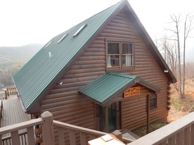 Lure of the Mountains - Lake Lure - Cabin