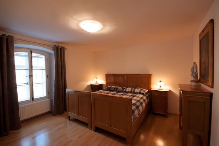 Šlabnik - spacious central apartment